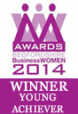 Look C Young Achiever Winner for Bedfordshire Businesswomen 2014
